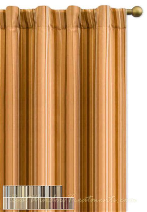 rod pocket curtains on traverse rod pinch pleat curtains sheer panels custom rod