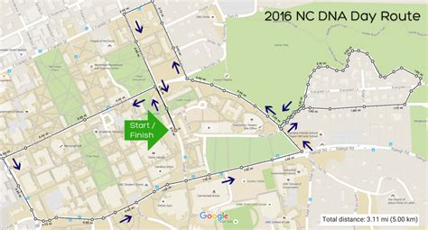 nc dna day 187 5k run