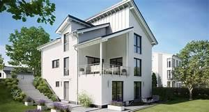 Kosten Massivhaus Mit Keller Schlüsselfertig : haus am hang haus mit keller kern haus ~ Markanthonyermac.com Haus und Dekorationen