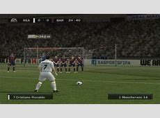 FIFA 14 PS2 Real Madrid Barcelona YouTube