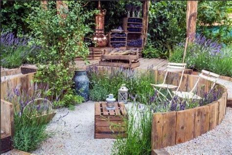 Garten. Anmutig Paletten Ideen Garten Design