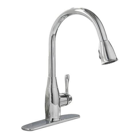 chrome single handle pull kitchen faucet lowe s 80 until dec 10th steven s house