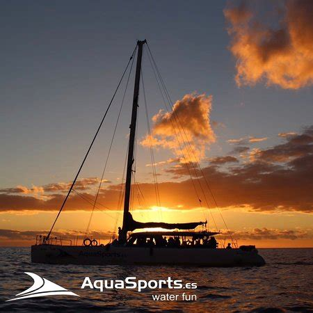 Aqua Sports Catamaran Gran Canaria by Aquasports Gran Canaria Spanien Anmeldelser