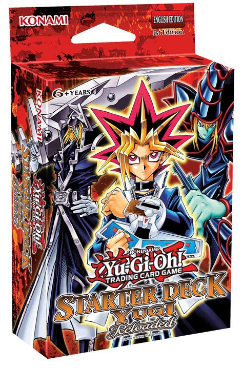 yugi kaiba reloaded starter deck phd