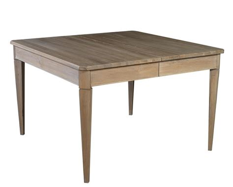 table carree avec rallonges ideas for home