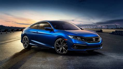 2019 Honda Civic Brings Updated Styling, New Sport Trim