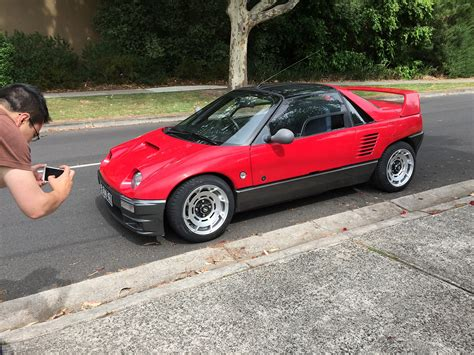 Mazda Autozam Az1 The Coolest Kei Car, In The World