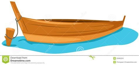 Cartoon Wood Boat by Wooden Fishing Boat Clipart Clipground