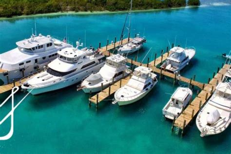 Boat Slip In Spanish by Spanish Wells Yacht Haven Marina The Official Site Of