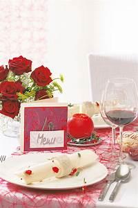 Deko Für Hochzeitstisch : hochzeitstisch deko rot kreative bastel tipps bei der initiative hobbykreativ ~ Markanthonyermac.com Haus und Dekorationen