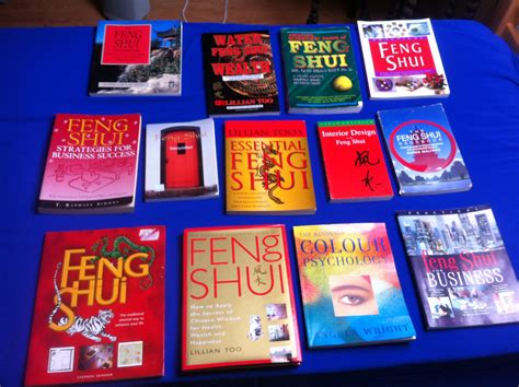 Feng Shui Book Review  Books Written And Produced In The