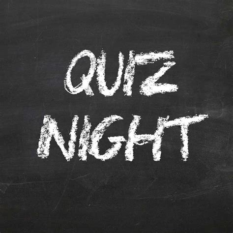 The Boat Quiz Night by Quiz Night The Crabtree Riverside Public House