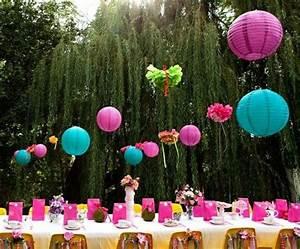 Deko Gartenparty Geburtstag : laterne basteln mit kindern sch ne garten deko selber machen ~ Markanthonyermac.com Haus und Dekorationen