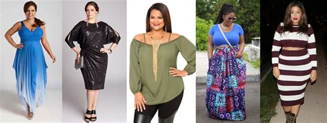The Latest Fashion Trend For Plus Size Ladies