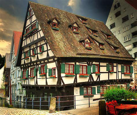 """Hotel """"schiefes Haus"""" Ulm Foto & Bild Architektur"""