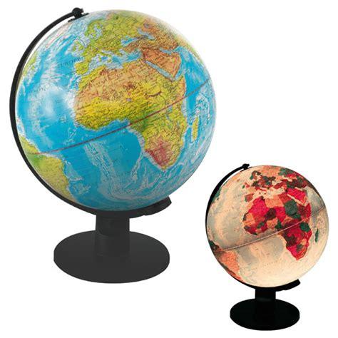 globe lumineux 30 cm microplanet king jouet d 233 couvrir le monde microplanet jeux et jouets