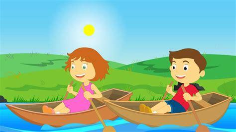 Youtube Row Your Boat Nursery Rhyme by Row Row Row Your Boat Nursery Rhymes Youtube