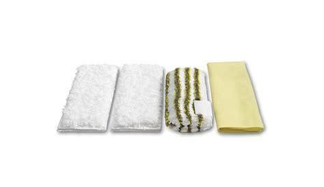 lot de 4 chiffons microfibre sp 233 cial salle de bain 2 863 171 0 pour nettoyeur vapeur sc