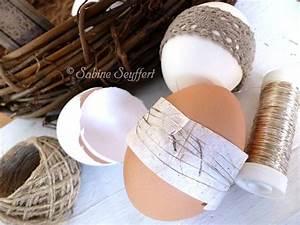 Gekochte Eier Dekorieren : deko ideen blog sabine seyffert page 3 ~ Markanthonyermac.com Haus und Dekorationen