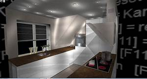Stauraum Kleine Küche : status offen passt eine moderne k che mit viel stauraum in unsere kleine k che mit dachschr ge ~ Markanthonyermac.com Haus und Dekorationen
