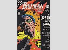 Batman #428 A Death in the Family Chapter 5 Issue