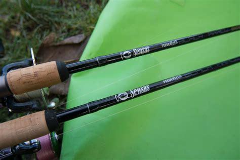 canne feeder sensas black arrow