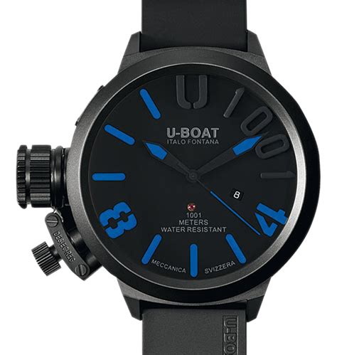 U Boat Watch Limited Edition by U Boat U 1001 Limited Edition Watch Pictures Reviews