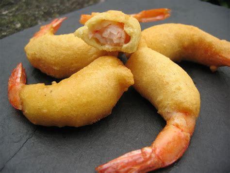 beignets de crevettes ultra rapide isacuisine