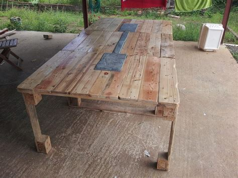 table finie 2 1001 pallets
