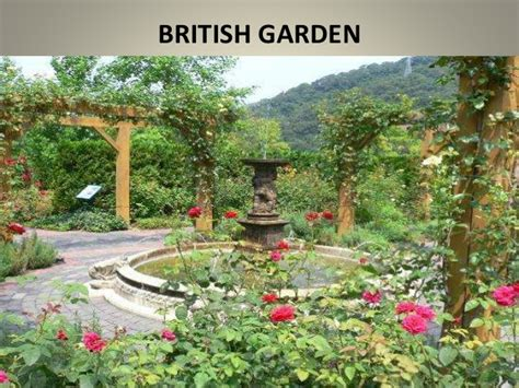 Garden Types : Types & Styles Of Ornamental Gardening