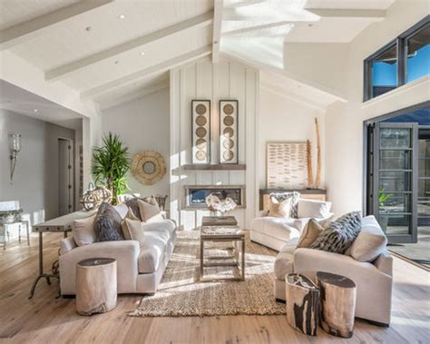 All Purpose Salon Chairs by Farmhouse Living Room Design Ideas Remodels Amp Photos Houzz