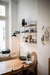 Kleines Regal Küche : auf eine tasse tee bei tim labenda k che pinterest esszimmer m bel und wohnen ~ Markanthonyermac.com Haus und Dekorationen