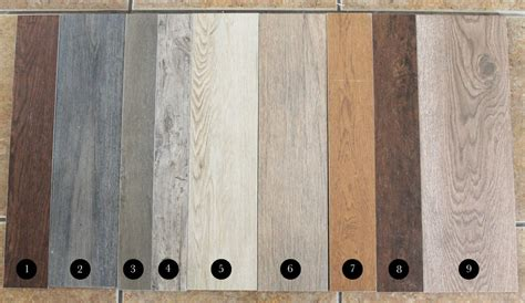 Nirvana Laminate Flooring Made In China by Ceramic Faux Wood Flooring