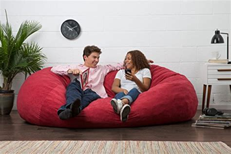 Big Joe Xl Fuf Foam Filled Bean Bag Chair, Comfort Suede Primitive Christmas Crafts To Make Easy Handmade Star Craft For Preschoolers Tree Kids Parents Presents Hand