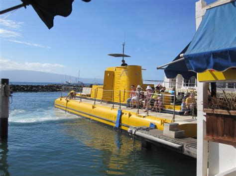 Maui Boat Tours by Review Glass Bottom Boat Tours In Maui Lahaina Boat
