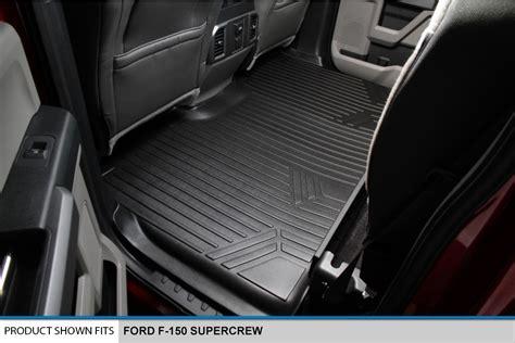 maxfloormat floor mat for f 150 supercrew with front