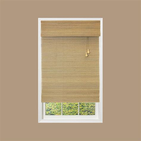 home decorators collection multi weave bamboo