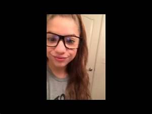 All of Mackenzie Ziegler's musical.ly videos (lip syncs ...