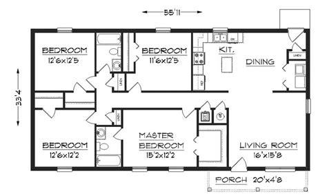 Simple Small House Floor Plans Simple Small House Floor
