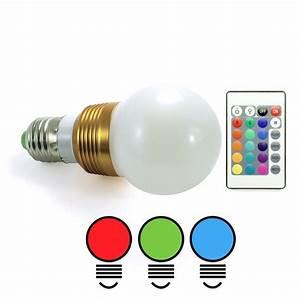 Philips Lampe Bunt : e27 led rgb birne bunt lampe ir fernbedienung farbwechsel dimmbar 230 ~ Markanthonyermac.com Haus und Dekorationen