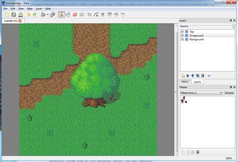introduction to tiled map editor a platform agnostic tool
