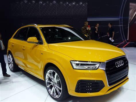 2018 Audi Q3 Redesign And Price  2019 2020 Car Reviews