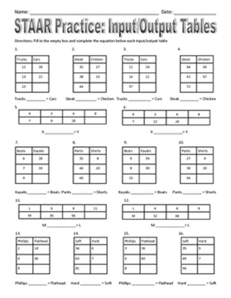 All Worksheets » Staar Practice Worksheets  Printable Worksheets Guide For Children And Parents
