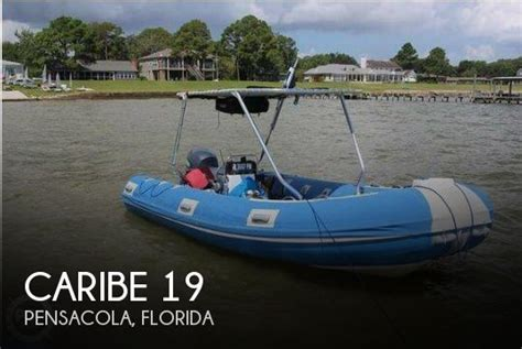 Rigid Inflatable Boats For Sale Florida by Caribe Rigid Inflatable Boats For Sale