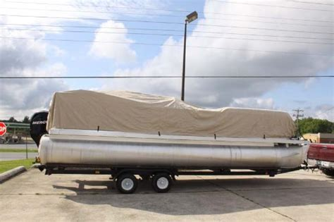 Good Boat Cover Brands by Brand New Beige Tan 22 Vortex Ultra 3 Pontoon Boat
