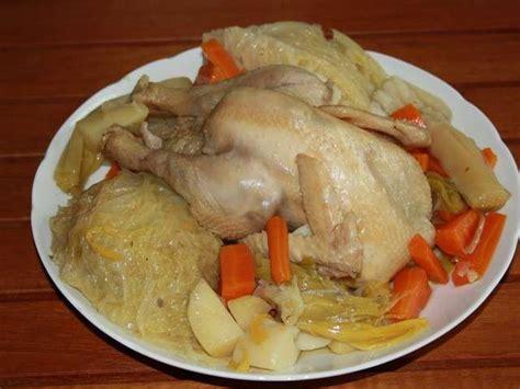 les meilleures recettes de poule au pot