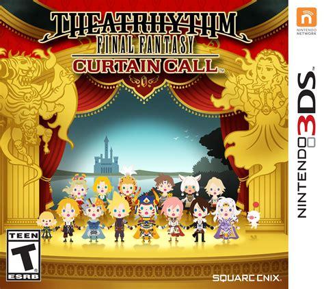 theatrhythm curtain call nintendo fandom powered by wikia