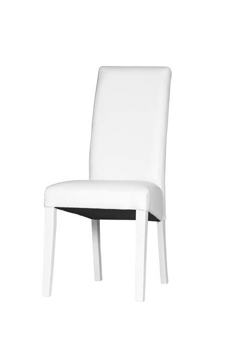 chaises blanches salle 224 manger bricolage maison et d 233 coration