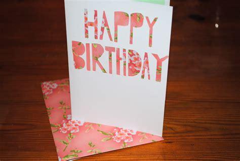 carte d anniversaire a faire soi m 234 me 10 photo de carte fait