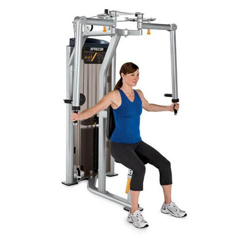 precor c015es rear delt pec fly energ wellness
